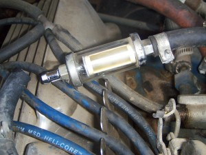 The Fuel Filter