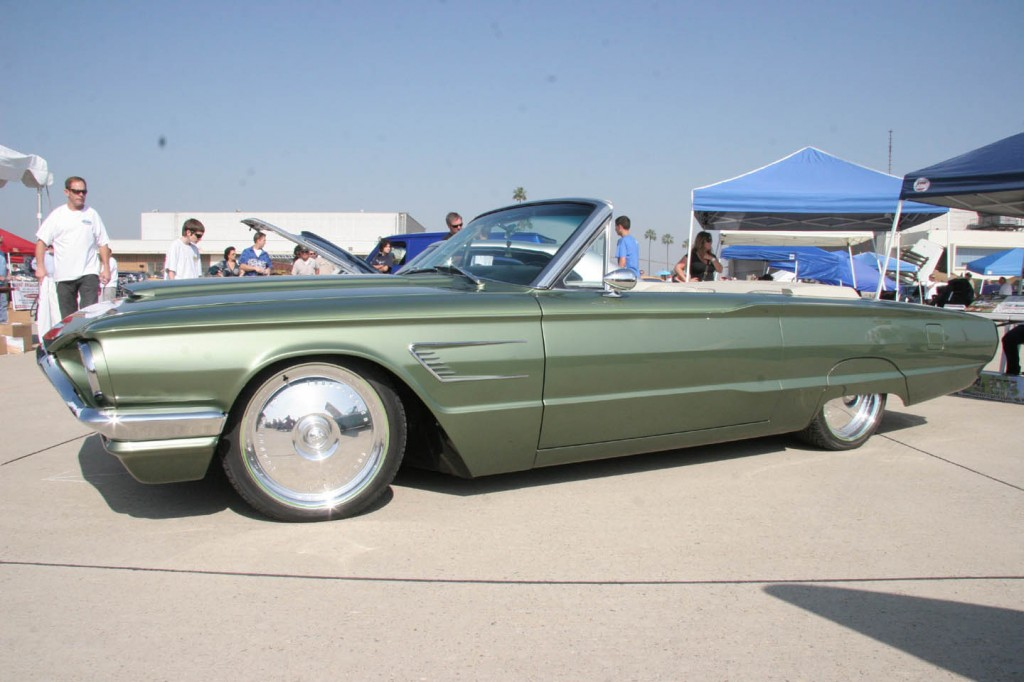 65 Thunderbird Roadster by Chip Foose