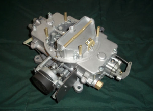 C4SF-B--the carburetor that came with the car originally.